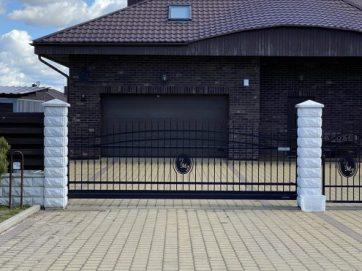 Automatiniai garažo vartai Klaipėdoje